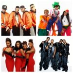 Best R&B Groups Of The 90s
