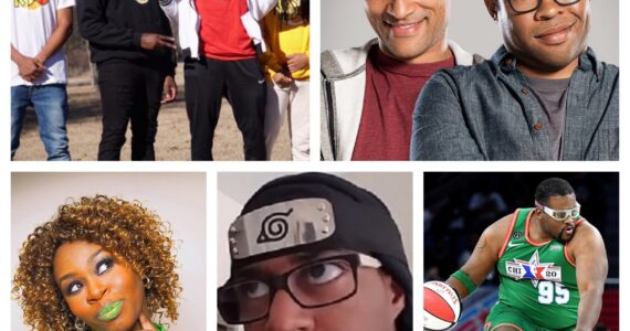 5 funny black youtube channels