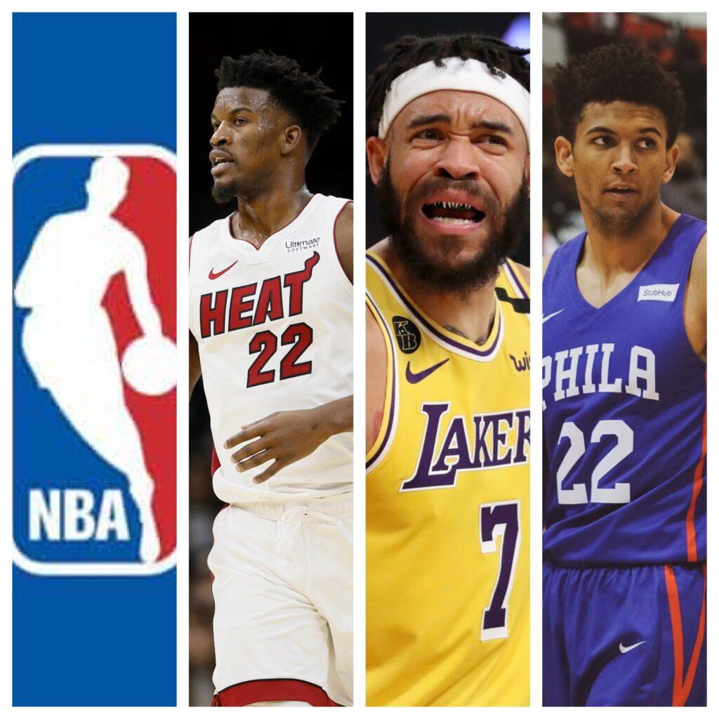NBA bubble youtube