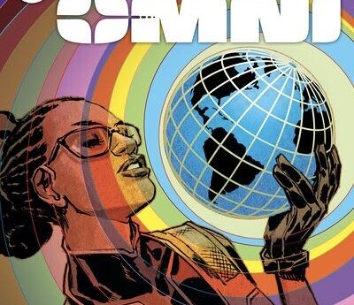 omni black comic book