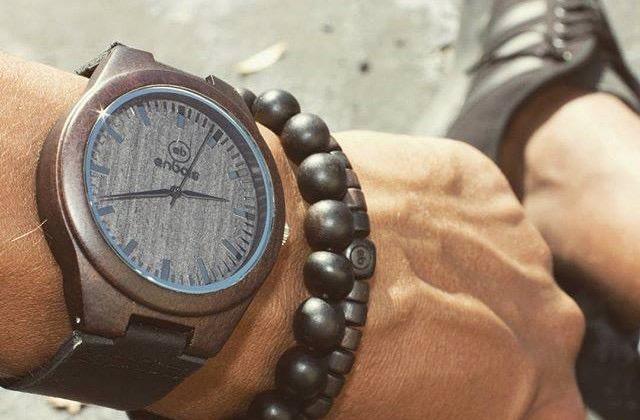 enbois by maxim black watchmaker