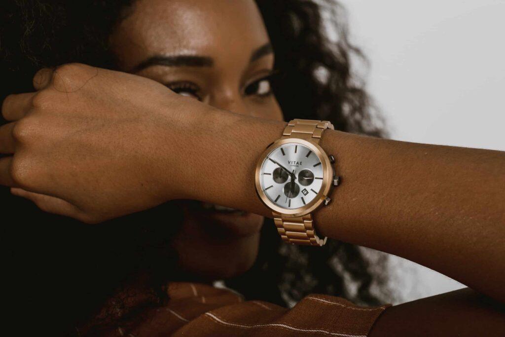 vitae london black owned watch company