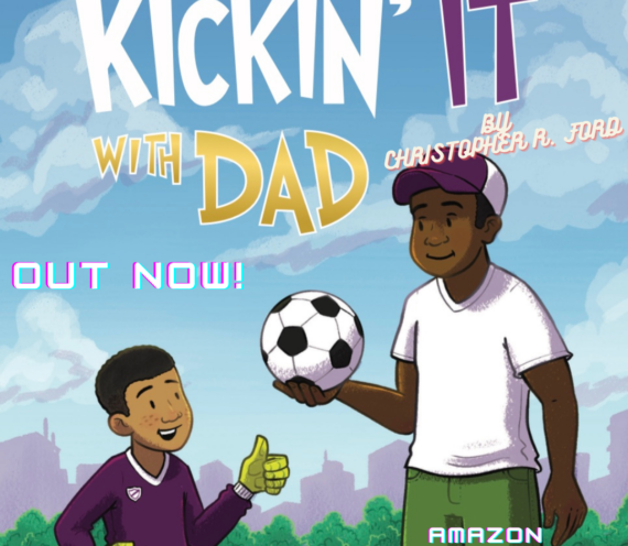 Kickin' It With Dad Book – THE FEAT.