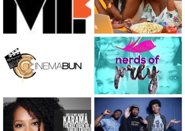 6 Black Media Podcasts