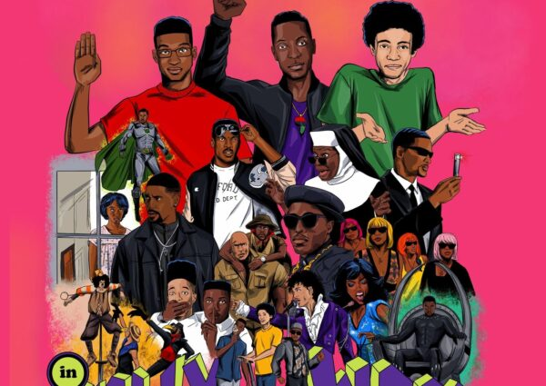 Black Men Can't Jump in Hollywood (Podcast) – THE FEAT.