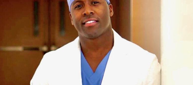 dr Elvis black singer and doctor