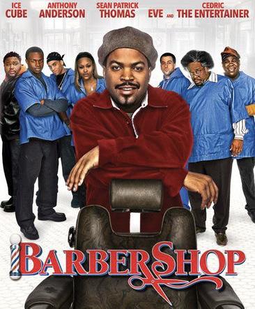 Barbershop Movie – CULTURE CLASSICS
