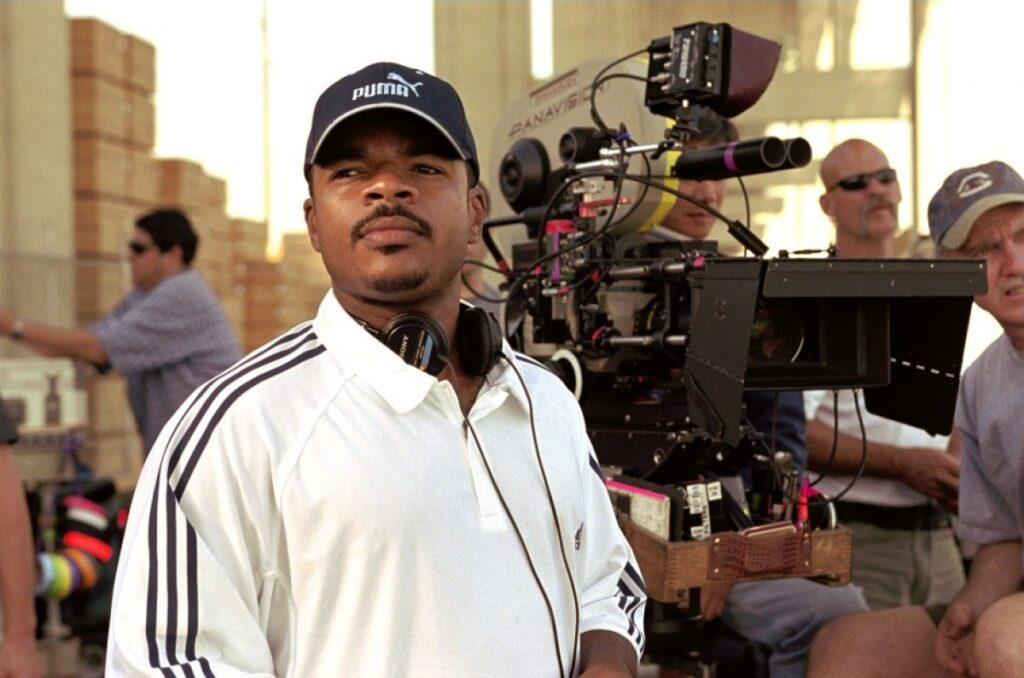 F. Gary Gray highest grossing black director