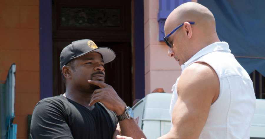 F. Gary Gray top grossing black director