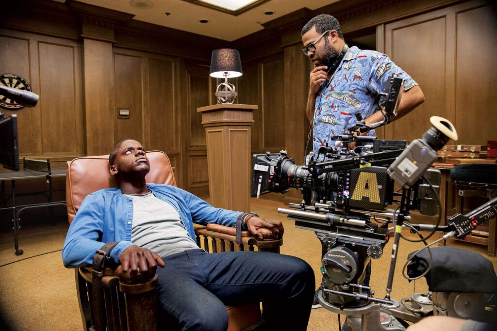 Jordan Peele highest grossing black director