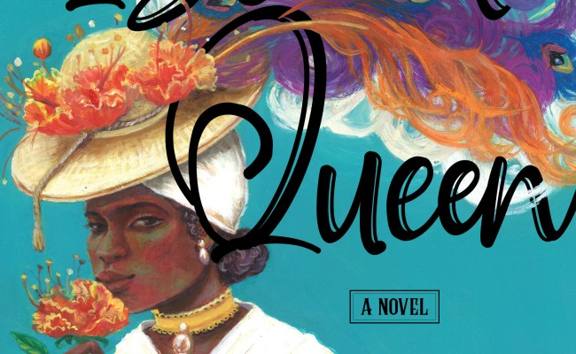 'Island Queen' by Vanessa Riley