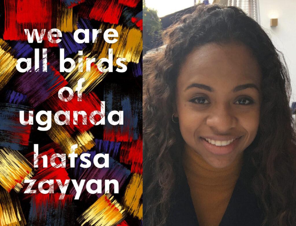 'We Are All Birds of Uganda' by Hafsa Zayyan