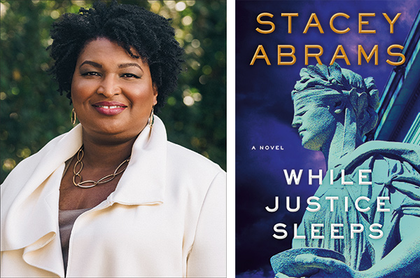 'While Justice Sleeps' by Stacey Abrams