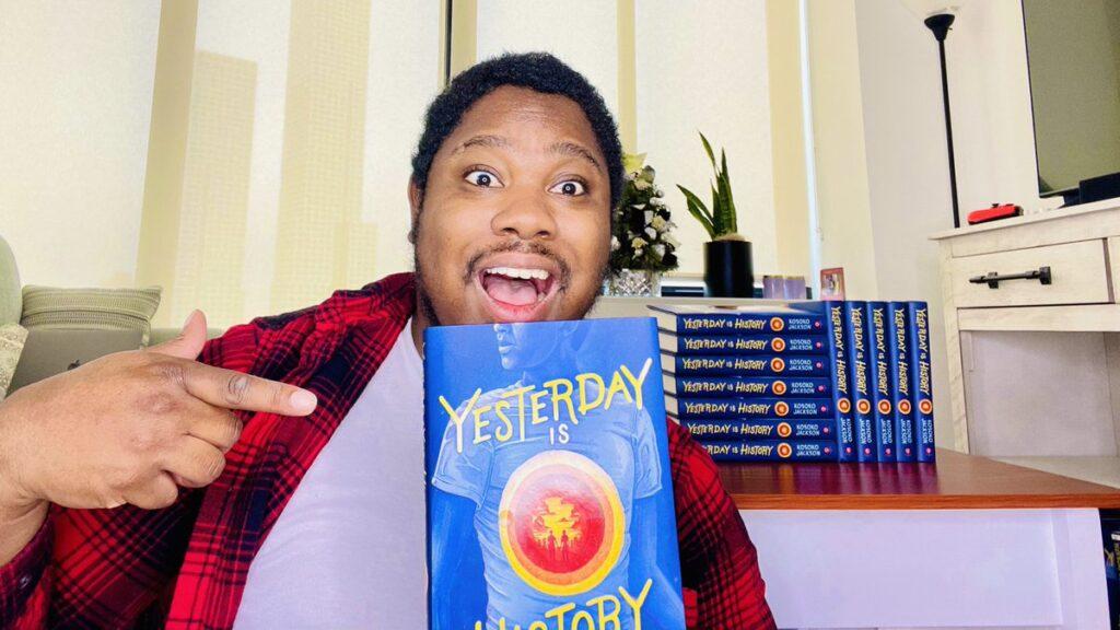 'Yesterday is History' by Kosoko Jackson