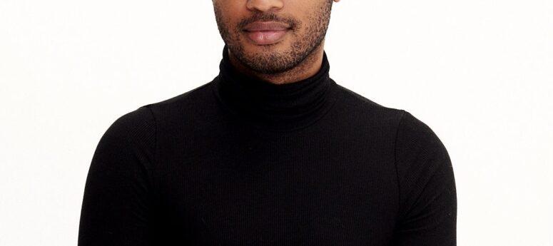 black designer Brandon Blackwood