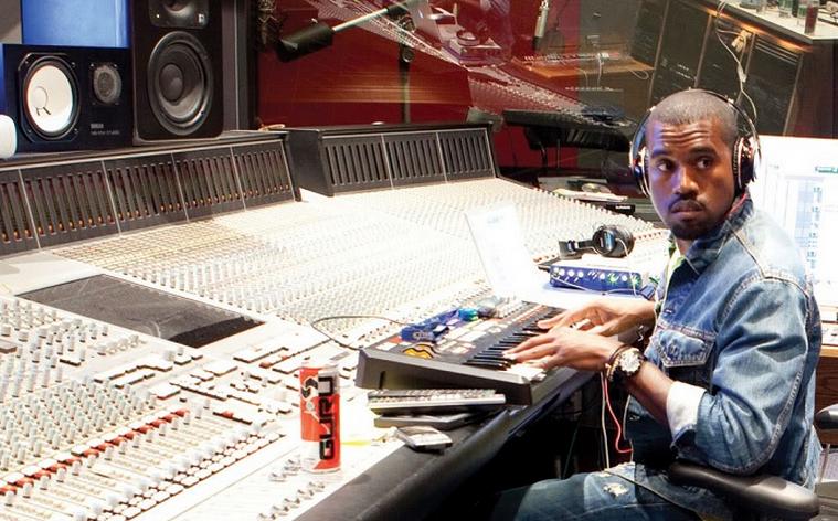 Kanye West Best hip-hop producers