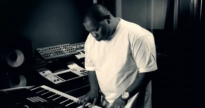 Manny Fresh Best hip-hop producers