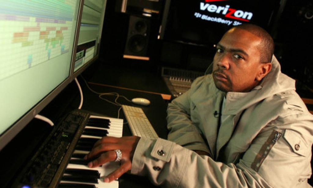 Timbaland Best hip-hop producers