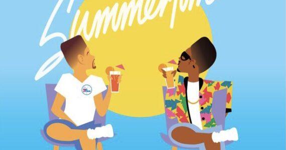 Summertime DJ Jazzy Jeff and Fresh Prince